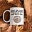 Thumbnail: Never stop trying... 11oz Mug