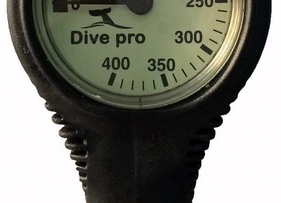 Mini Pressure Gauge Divepro