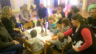 Kuddle Up Toddler Group 0-4yrs