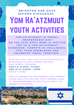 Yom Ha'atzmaut Youth Activity