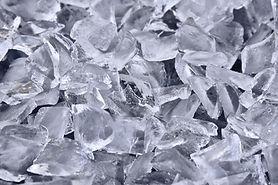Bloco de gelo Entrega