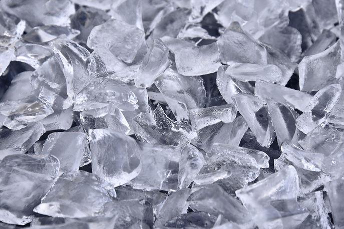 Blok van het ijs Delivery