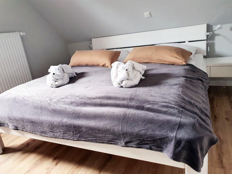 Ferienhaus Joe - Schlafzimmer 1