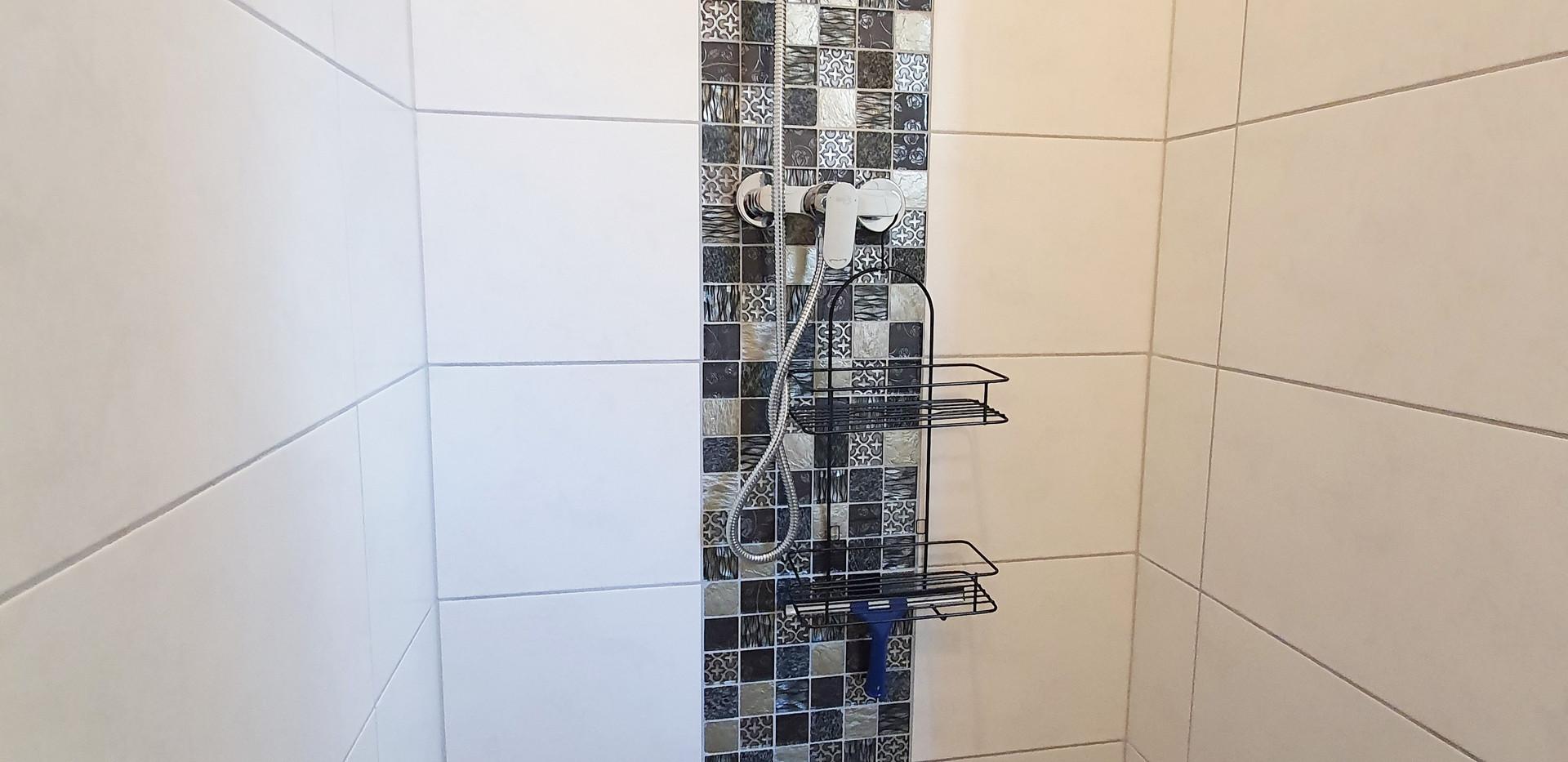 Ferienhaus Stromer - Walk-In-Dusche EG.j