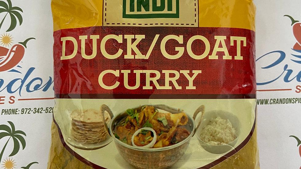 Indi Duck/Goat Curry Powder_400g