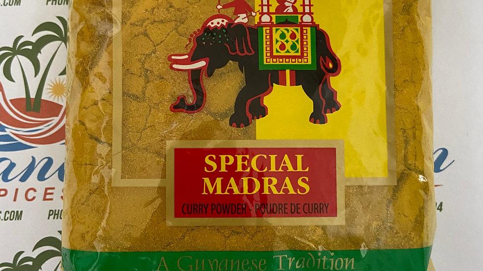 Indi Special Madras Curry Powder_400g