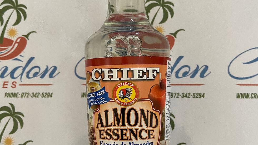 Chief Almond Essence-8oz