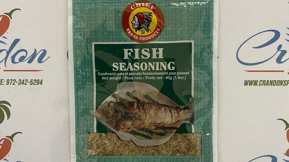 Chief Fish Seasoning