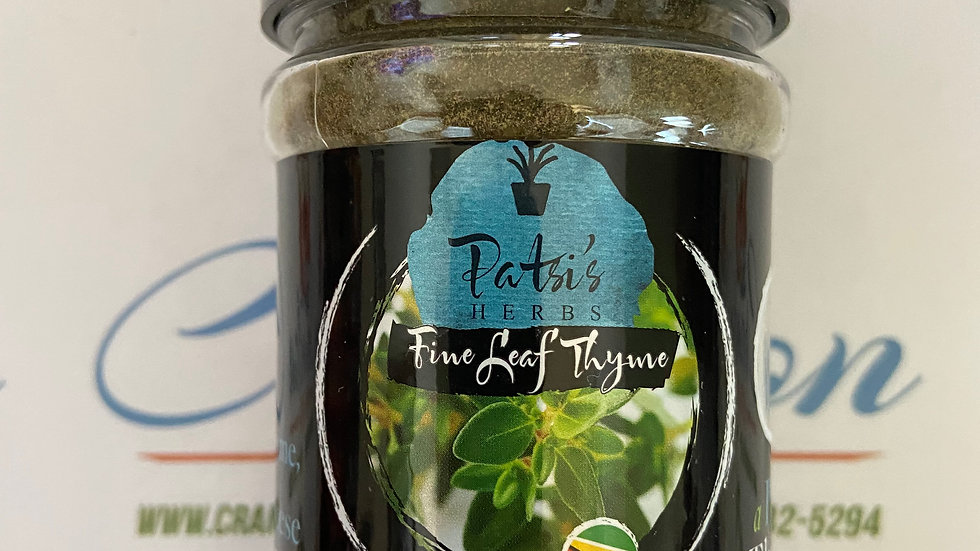 Thyme - Patsi's  2oz
