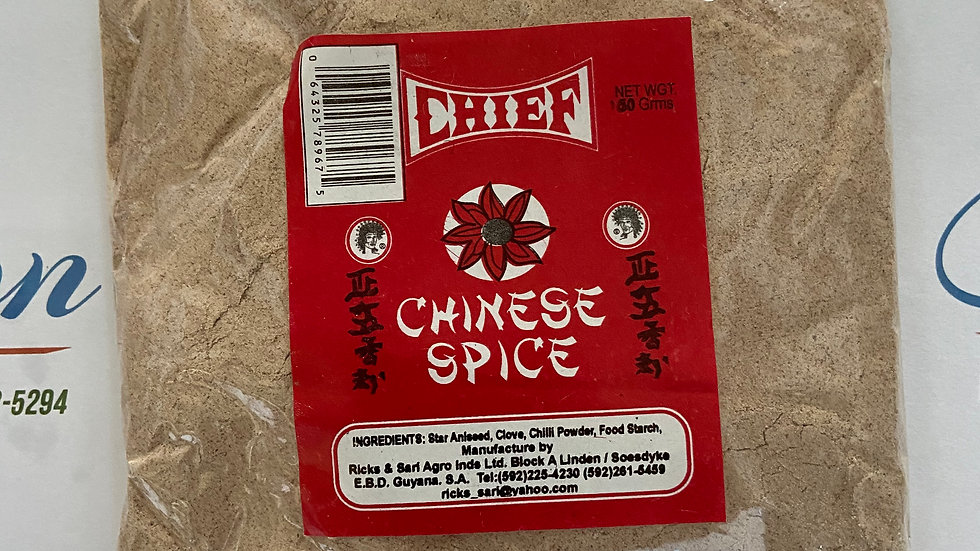 Chief Chinese Spice