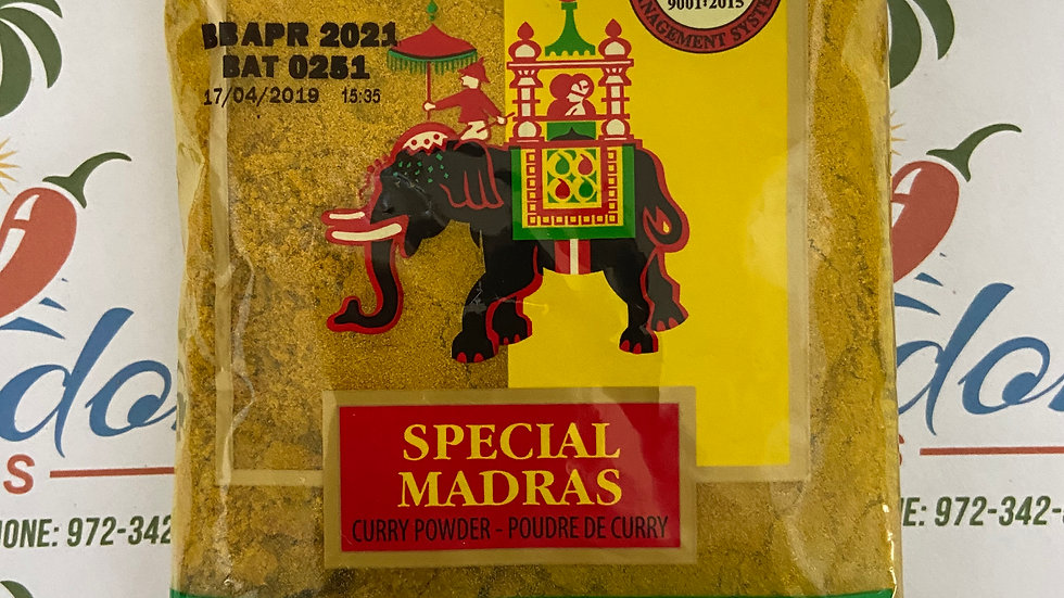 Indi Special Madras Curry Powder_85g