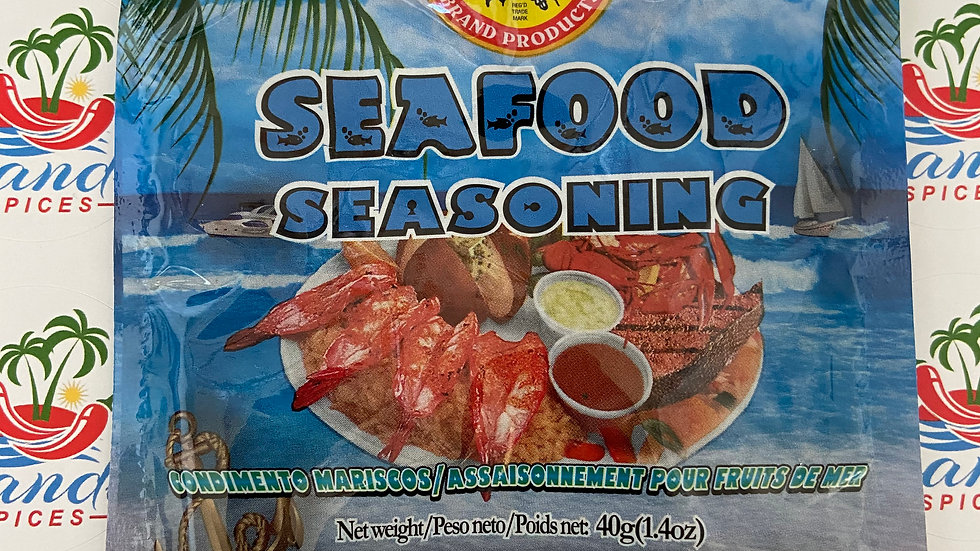 Seafood Seasoning