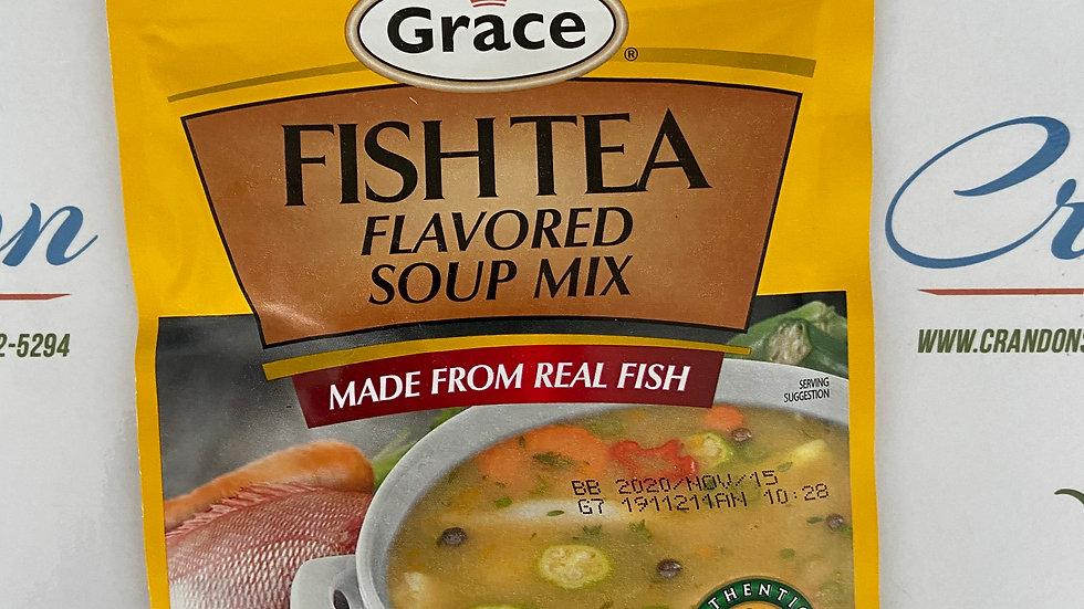 Fish Tea Flavored Soup Mix