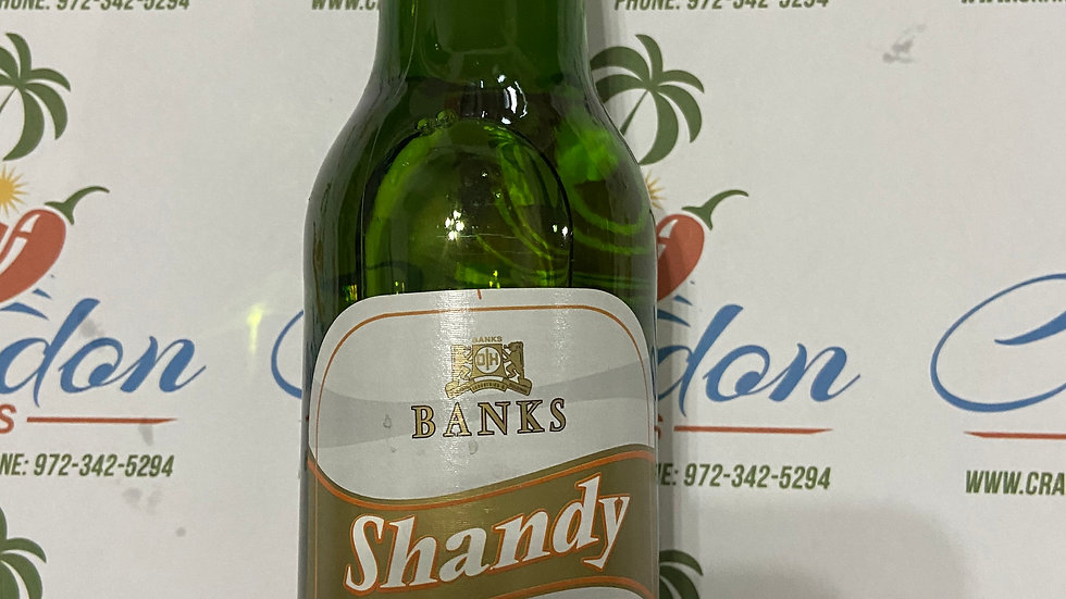Banks Shandy-Honey Lemon