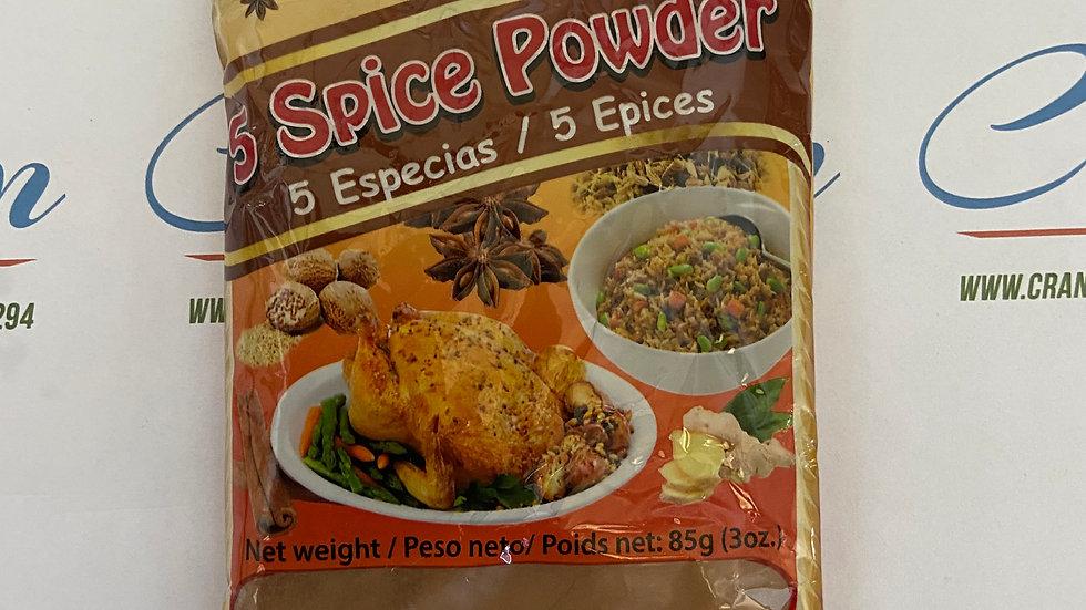 Chief 5 Spice Powder