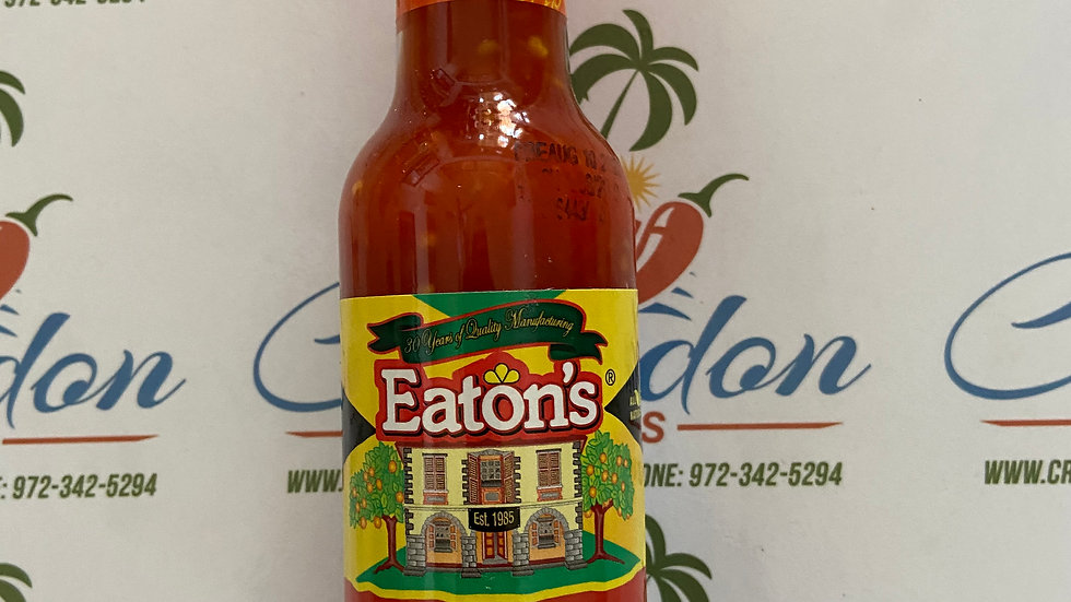Eaton's Jamaican Crushed Pepper