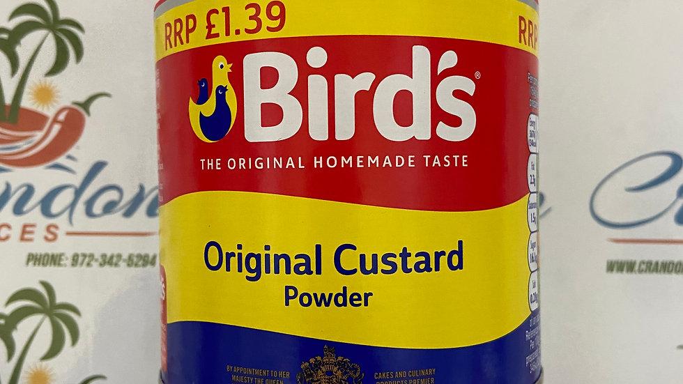 Custard Powder - Birds Original