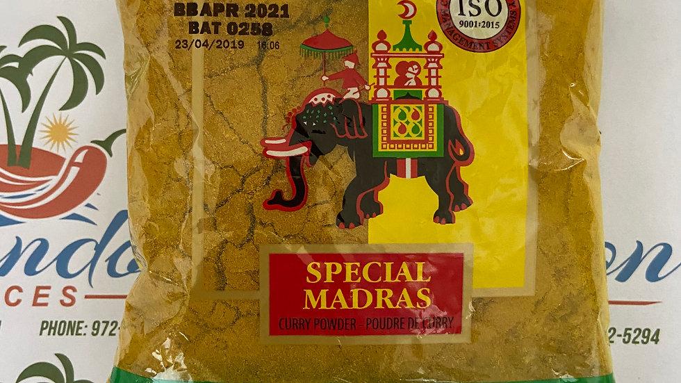 Indi Special Madras Curry Powder_200g
