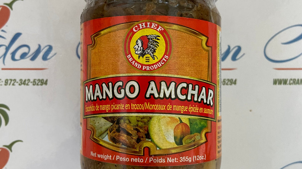 Mango Amchar - Chief