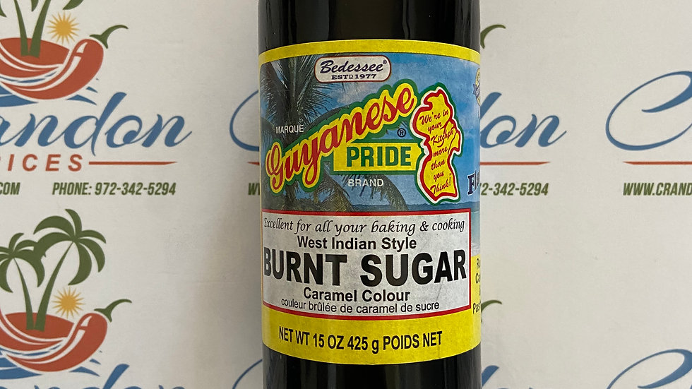 Burnt Sugar - Guyanese Pride