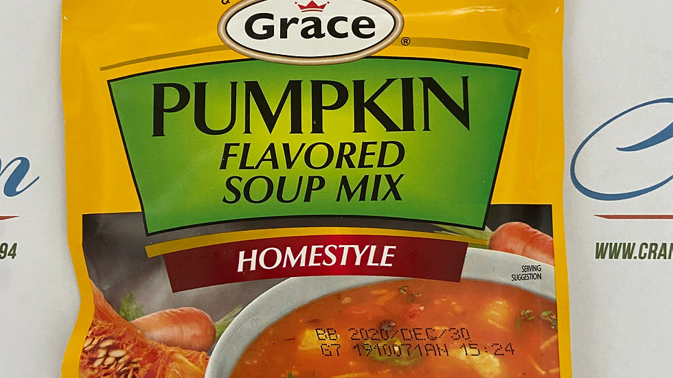 Soup Mix - Pumpkin Flavored