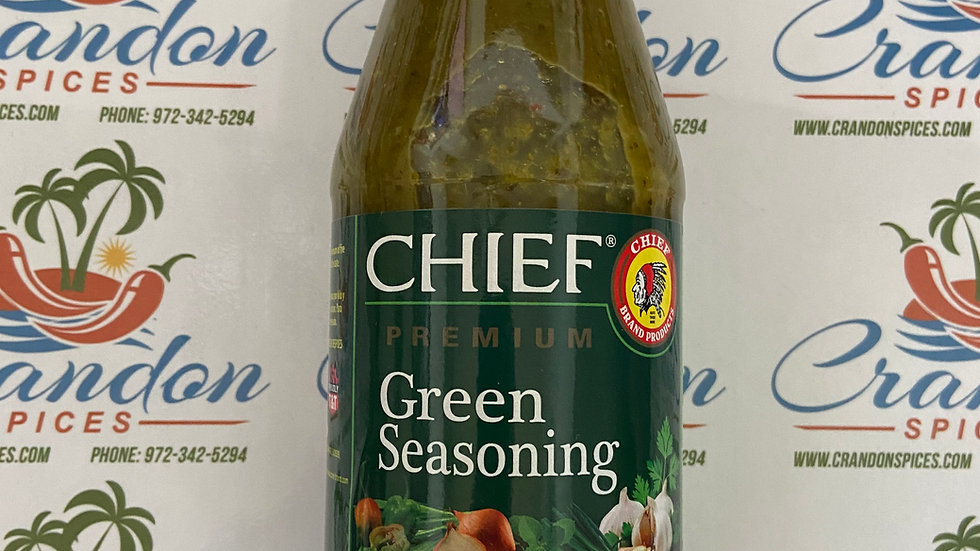Chief Green Seasoning