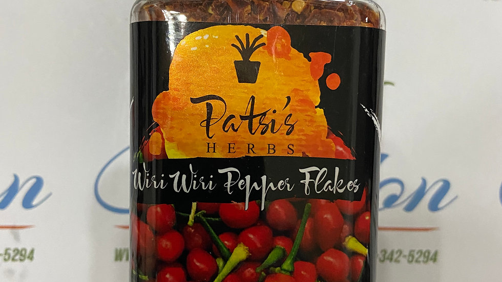 Pepper Flakes - Wiri Wiri