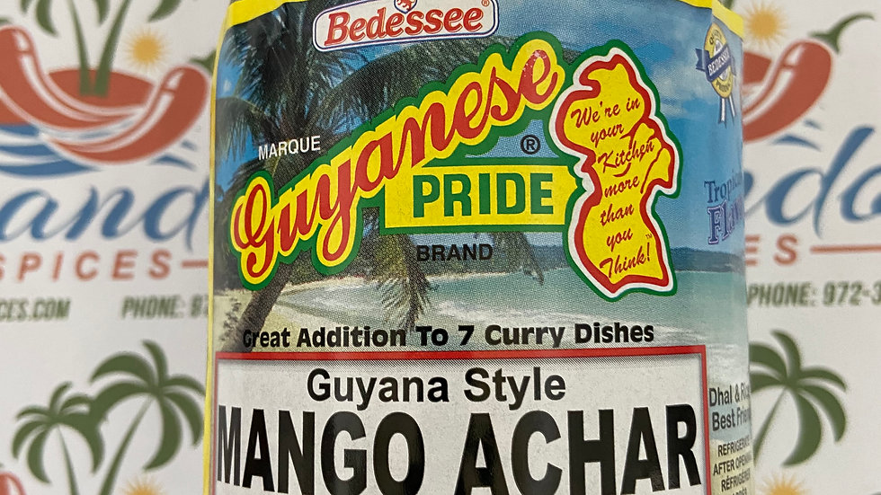Achar - Mango