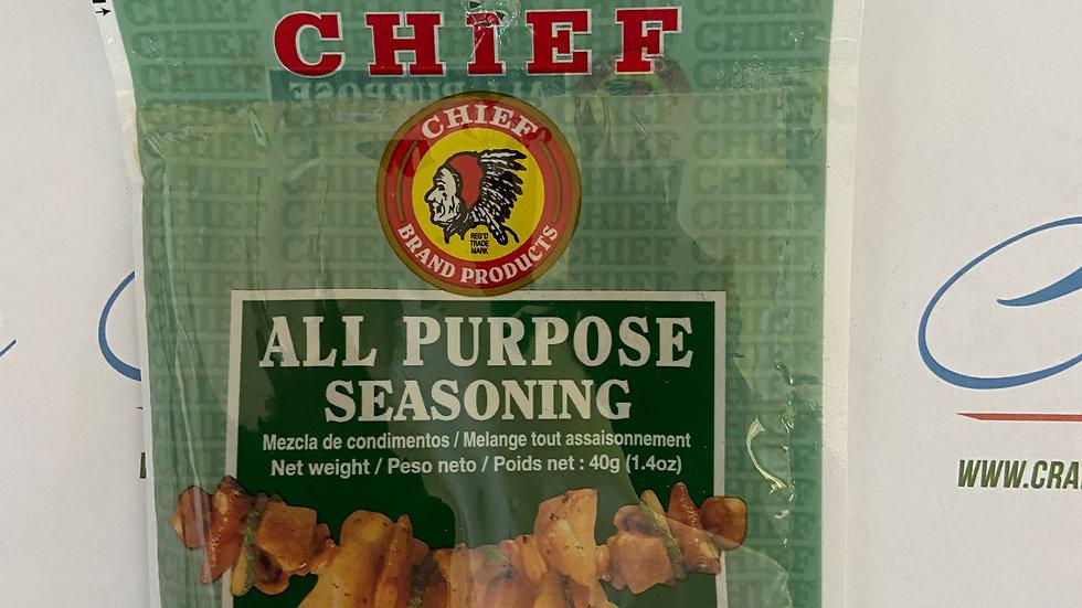 Chief All Purpose Seasoning