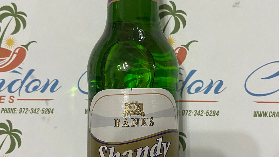 Banks Shandy-Champagne
