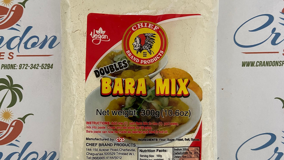 Bara Mix Doubles-Chief