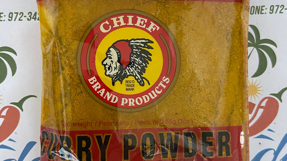 Chief Curry Powder_85g