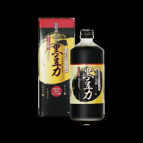 高效黑豆力酵素 (買3送1)