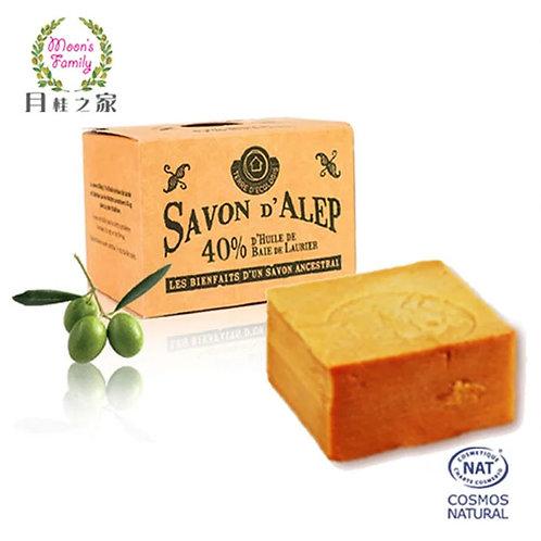 阿勒頗古法肥皂40%