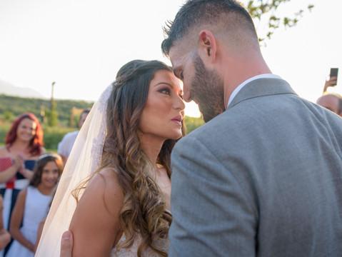 Α wonderful wedding in chania