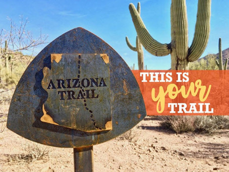CARES Act Helps You Support the Arizona Trail Association