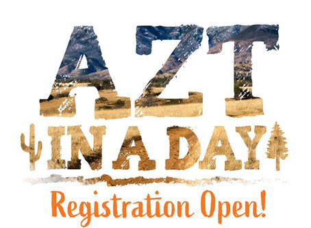 Register for AZT in a Day and Help Make History on October 12