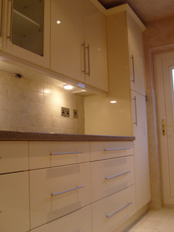 Fitted kitchen design in Sheffield