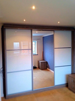 Made to measure Sliding wardrobes