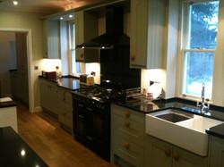 Kitchen design & installation.