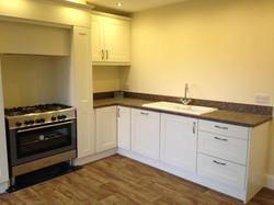 Fitted kitchen -Newbold,Chesterfield