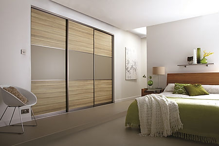 Sliding door wardrobes made to measure, designed and installed to suit you. Chesterfield, Sheffield, Derbyshire