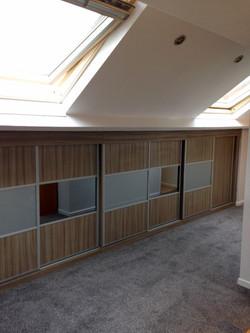 Attic fitted furniture - Sheffield