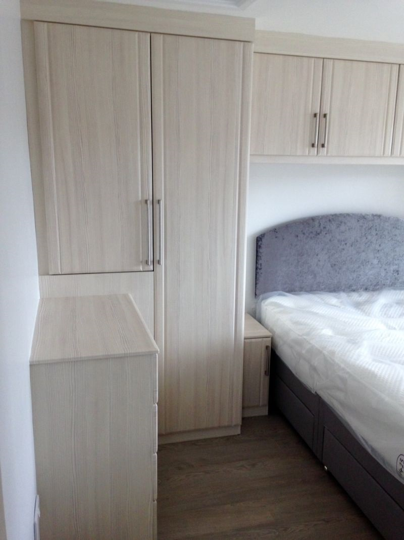 Fitted Bedroom Furniture Designed
