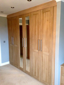 Fitted wardrobes - Barlbarough