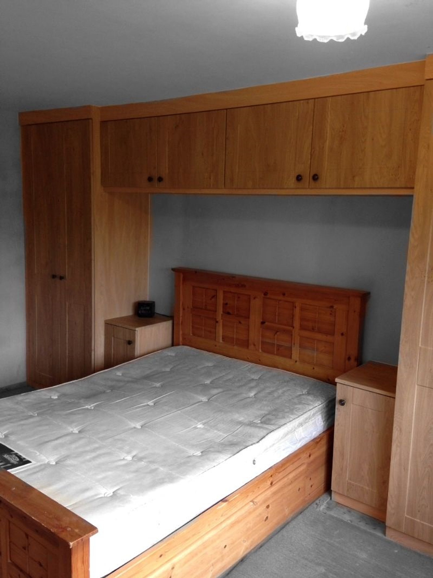Made To Measure Bedroom Furniture Wardrobe Installation Chesterfield