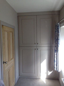 Fitted furniture in Hollymoorside