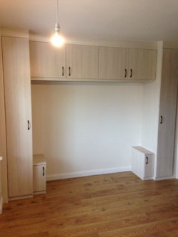 Fitted Wardrobe, Calow-Chesterfield
