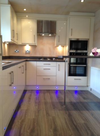 Fitted Kitchen installation -Newbold