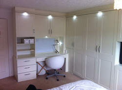 Fitted Wardrobe Design -Chesterfield